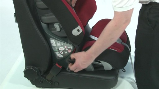 Britax Evolver 1 2 3 Plus - Kiddicare - image 10 from the video