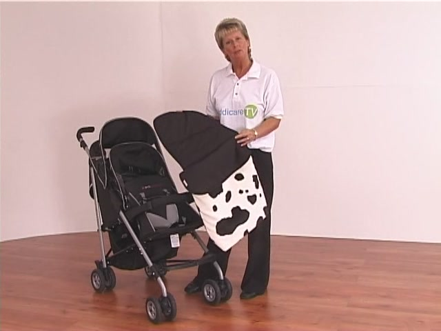 WE2 Combi Twin Pushchair Accessories - image 1 from the video