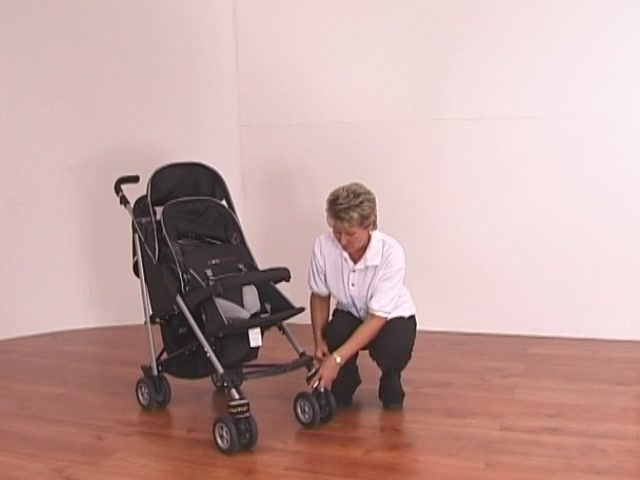 WE2 Combi Twin Pushchair Accessories - image 10 from the video