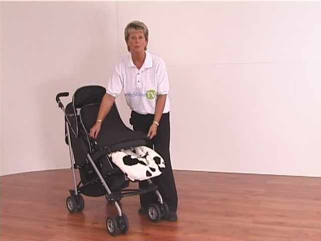 WE2 Combi Twin Pushchair Accessories - image 2 from the video