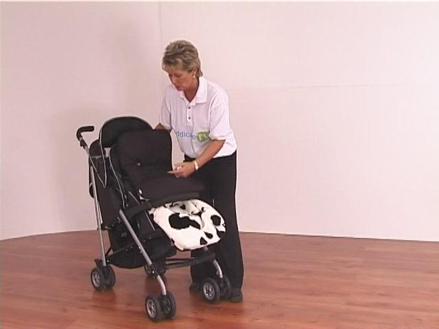 WE2 Combi Twin Pushchair Accessories - image 3 from the video