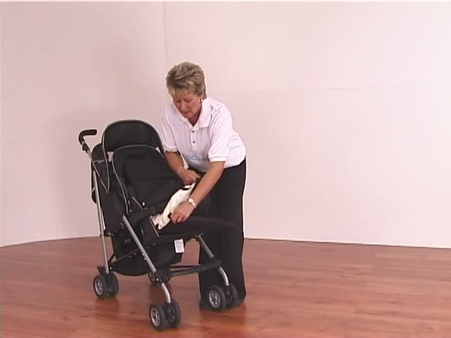WE2 Combi Twin Pushchair Accessories - image 4 from the video