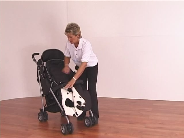 WE2 Combi Twin Pushchair Accessories - image 6 from the video