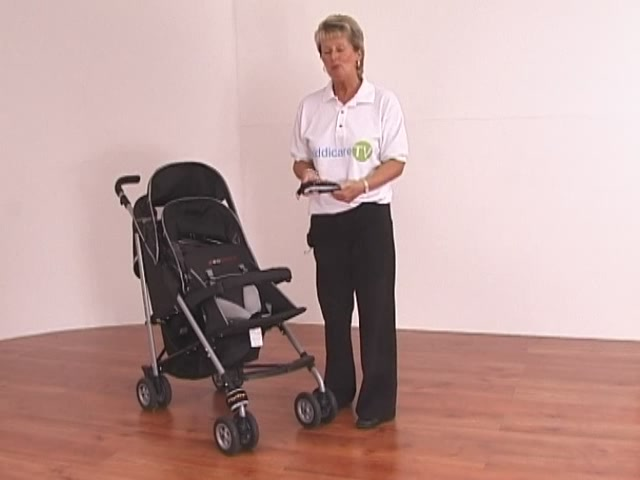 WE2 Combi Twin Pushchair Accessories - image 7 from the video