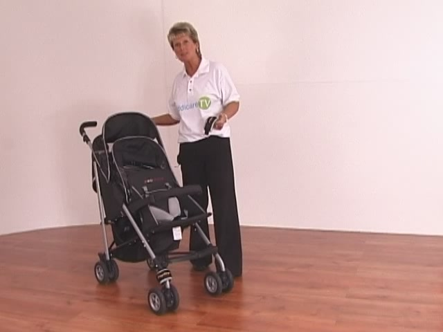 WE2 Combi Twin Pushchair Accessories - image 8 from the video