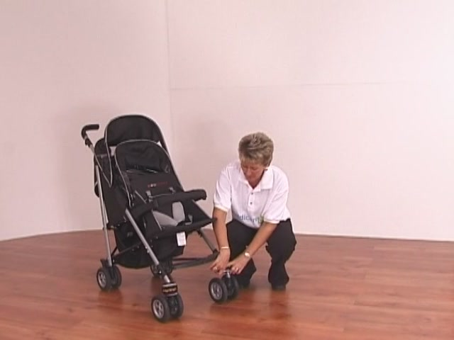 WE2 Combi Twin Pushchair Accessories - image 9 from the video