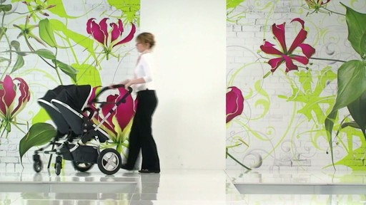 First Wheels Twin Pushchair Black - image 5 from the video