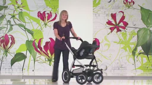 Maxi Cosi Mura 4 Pushchair Grey Slice - image 10 from the video