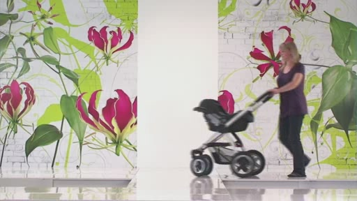 Maxi Cosi Mura 4 Pushchair Grey Slice - image 4 from the video