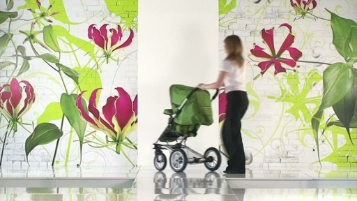 Mutsy 4 Rider Lite College Green Carrycot - image 4 from the video