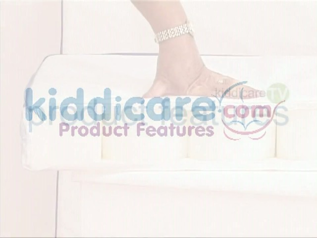 Baby Weavers Platinum range Soft Sprung mattress features - image 3 from the video
