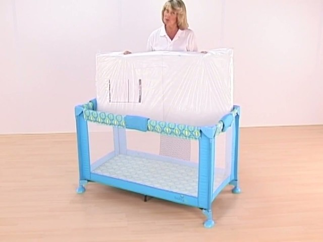 Travel Cot Accesories - image 2 from the video