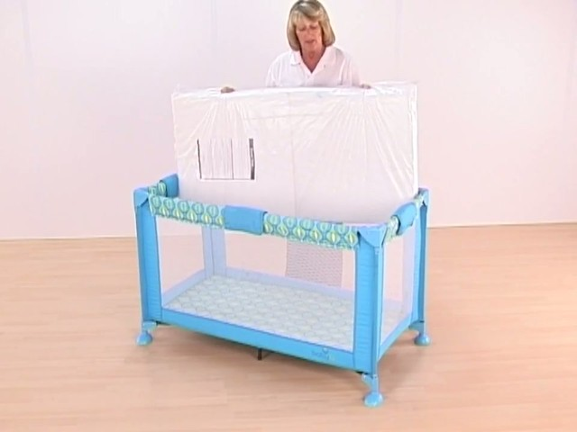 Travel Cot Accesories - image 3 from the video