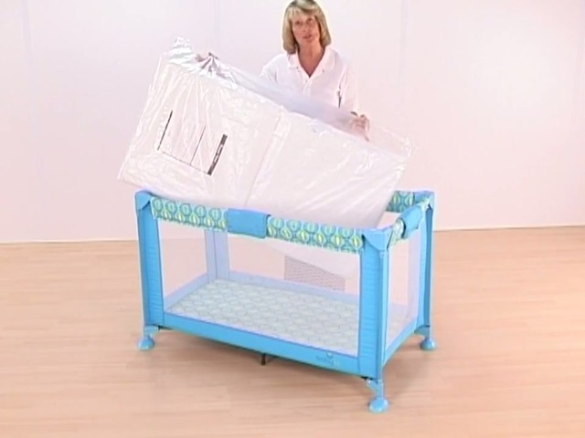 Travel Cot Accesories - image 5 from the video