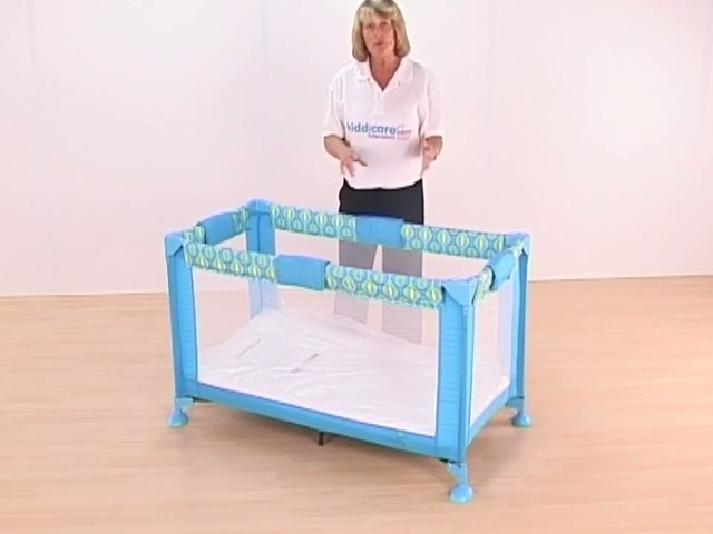 Travel Cot Accesories - image 9 from the video