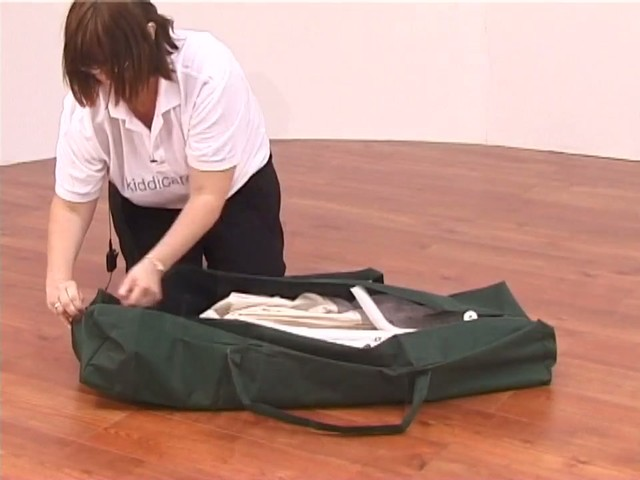 Amby Natures Nest Cot Product Features - image 8 from the video
