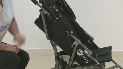 MY Child Shoot Pushchair - image 5 from the video