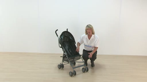 MY Child Shoot Pushchair - image 7 from the video