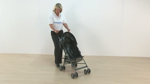 MY Child Shoot Pushchair - image 8 from the video
