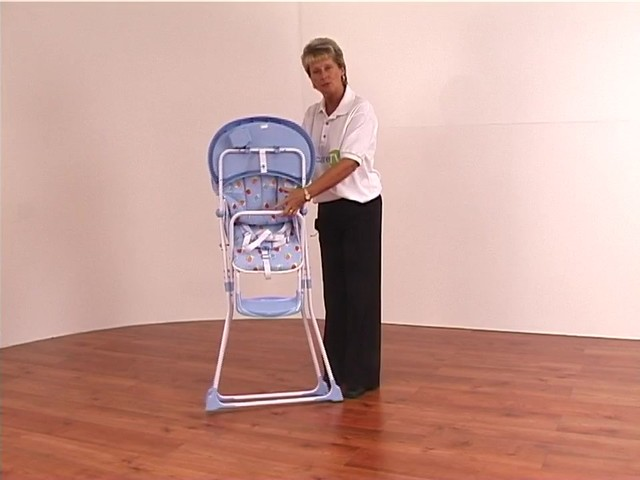 Cosatto Delta Highchair - image 2 from the video