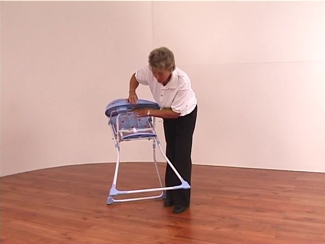 Cosatto Delta Highchair - image 3 from the video