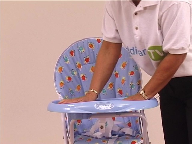 Cosatto Delta Highchair - image 5 from the video
