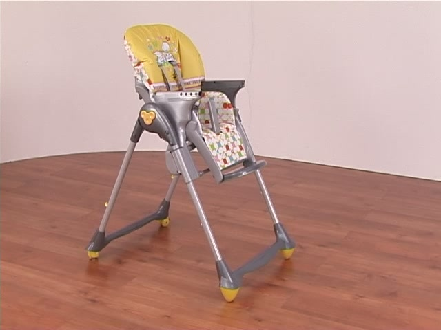 Brevi Jupiter Classic Highchair Product Features - Kddicare - image 8 from the video