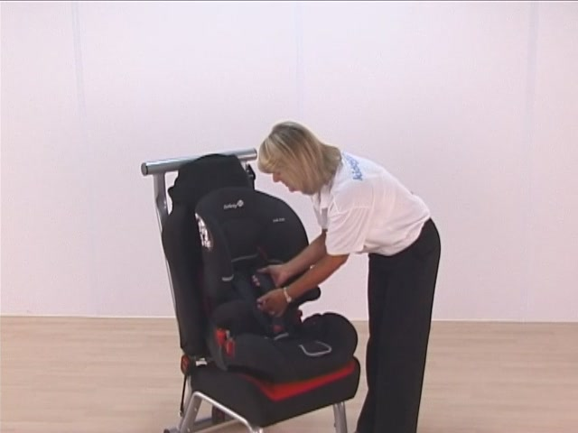 Safety 1st Tri Safe Car Seat - image 1 from the video