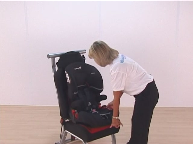 Safety 1st Tri Safe Car Seat - image 2 from the video