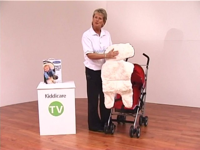 Red kite Push Me twin Jogger Accessories - image 8 from the video
