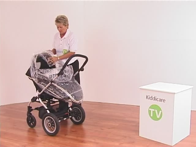 Hauck Infinity Pushchair and Carrycot - image 1 from the video