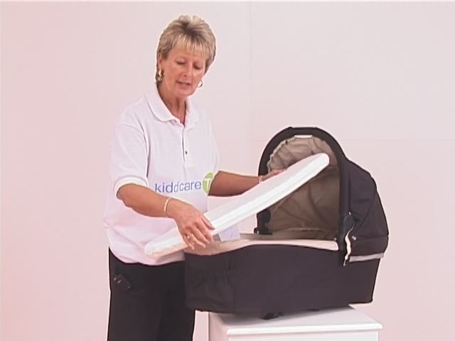 Hauck Infinity Pushchair and Carrycot - image 10 from the video
